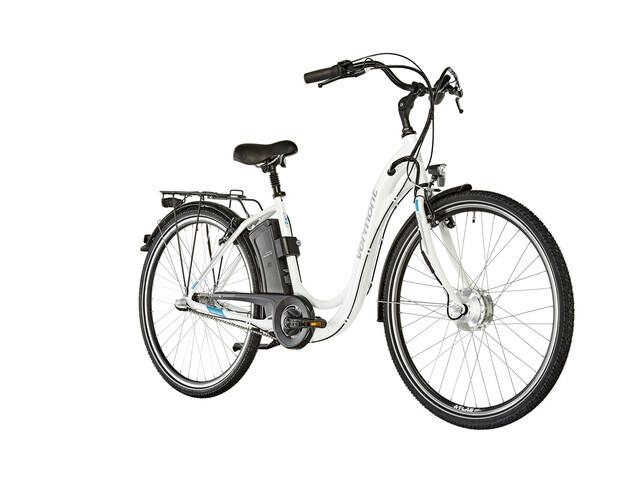 Vermont Florence Rower Elektryczny Miejski Biały Sklep Bikesterpl
